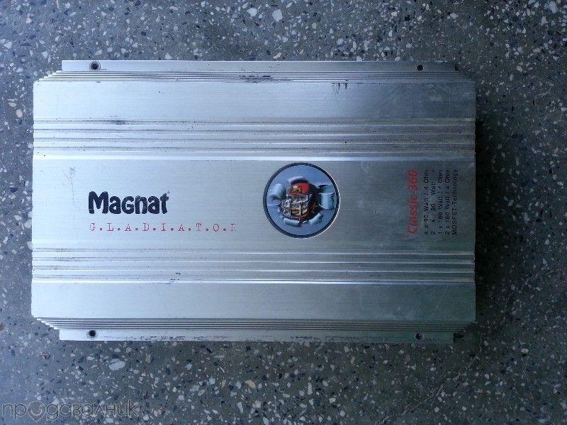 Усилвател MAGNAT Gladiator Classic 360 - 4х90 Watt