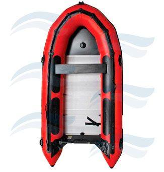 Barco mergulho 420 com motor Suzuki 30