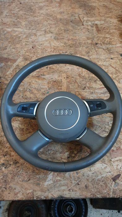 Volan + airbag complet pentru Audi