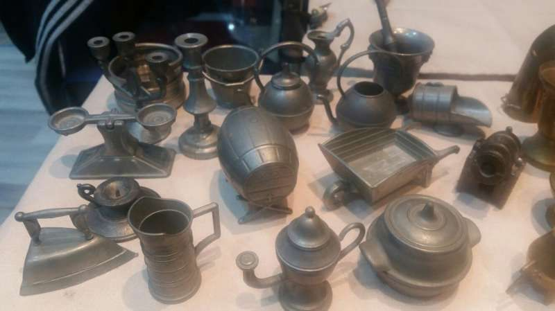 Месингови и цинкови миниатюри
