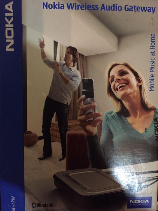 Nokia wireless audio gateway