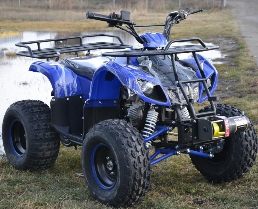 ATV Nitro BigFoot 2w4, NOU Import Germania, Casca bonus