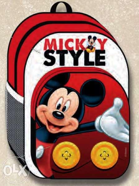 Ghiozdan Mickey Mouse Disney