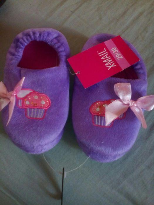 Papuci casa fetițe noi