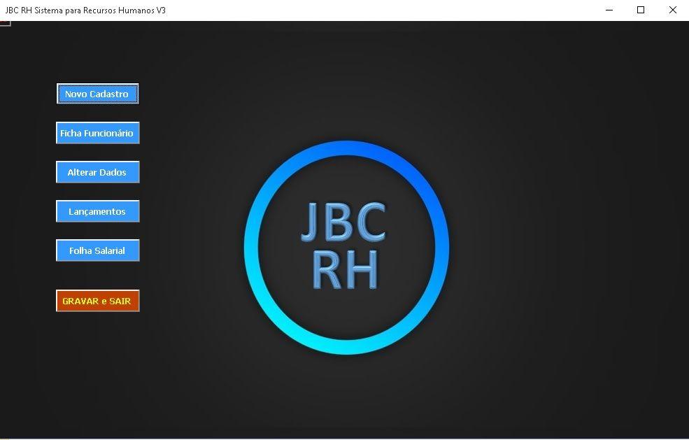 Sistema de Recurso Humanos JBC RH