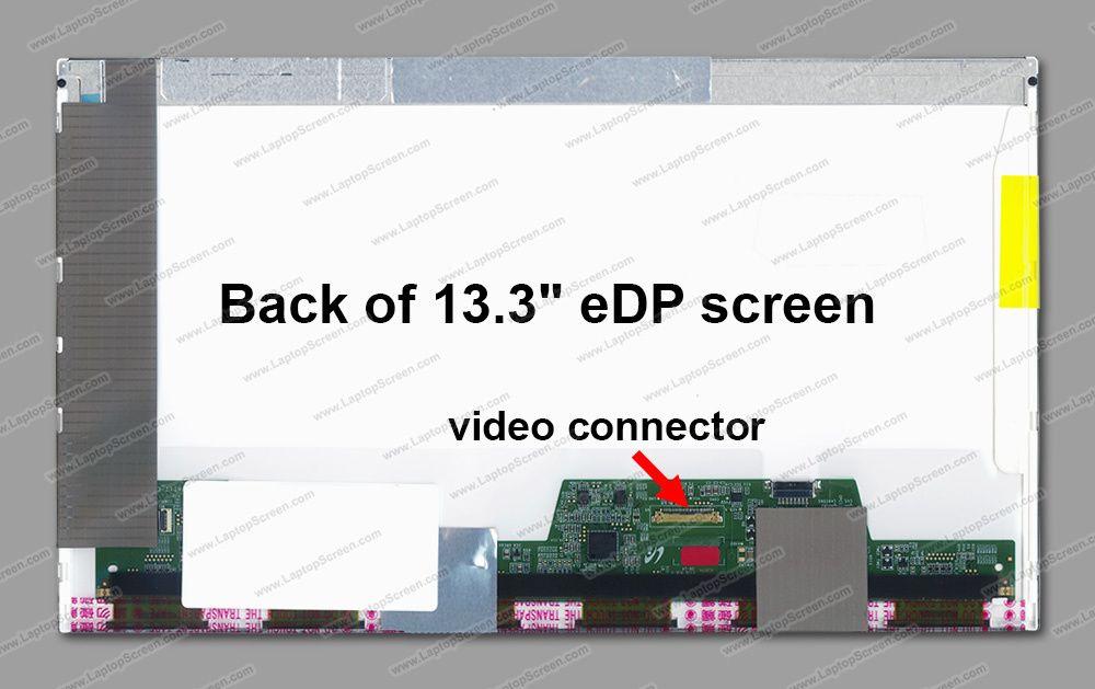 "LCD 13.3"" led 30 pinus"