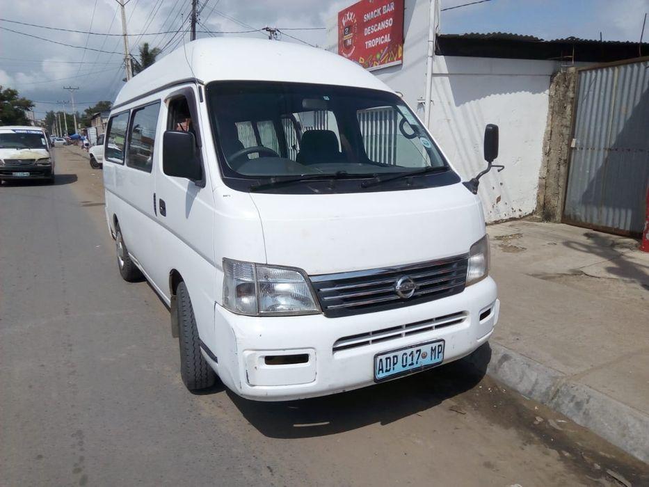 Nissan | Caravan | Manual | Diesel | 3.0cc | Lotação: 15 Lugares