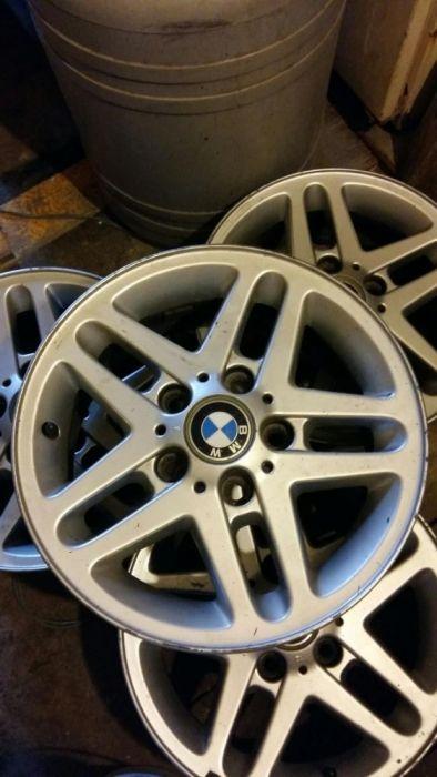 """Jante aliaj BMW E46, pe 15"""""""