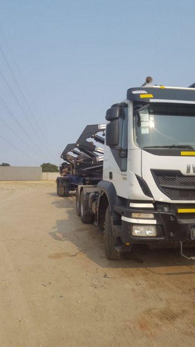 A venda camião Iveco com Marlif 40milhoes de kz