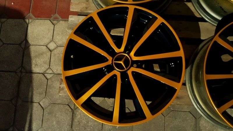Jante originale Mercedes CLA 7.5x18 et 52 Oradea - imagine 2