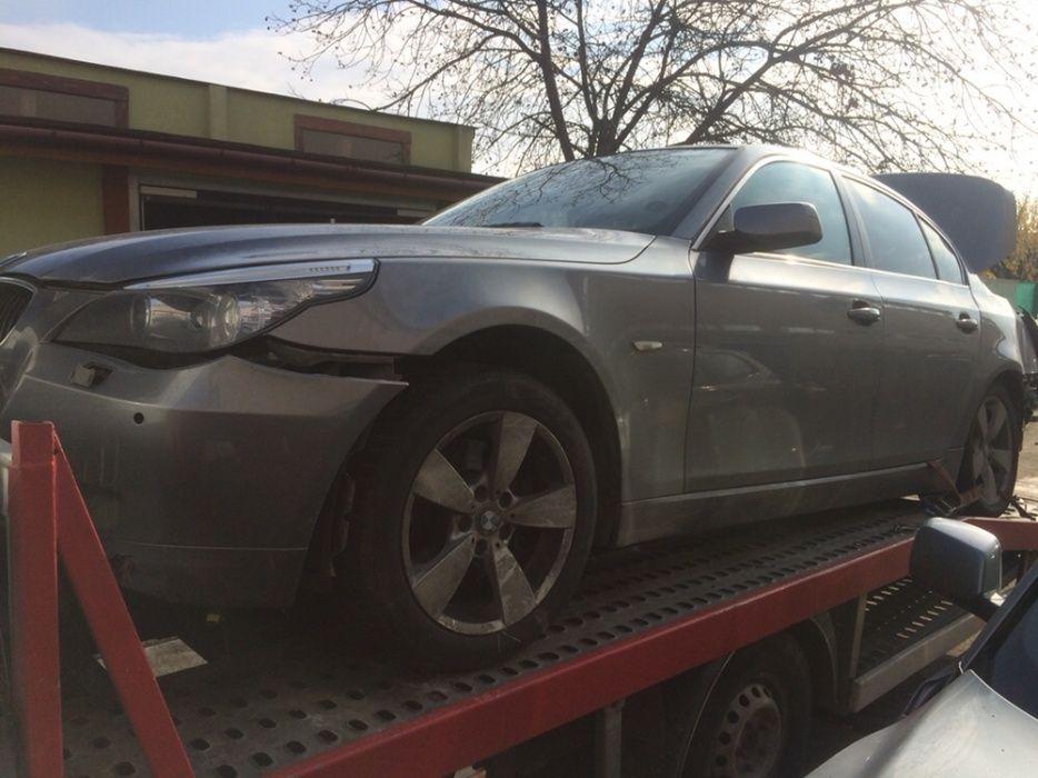 Dezmembrez BMW 530xd automat an 2008