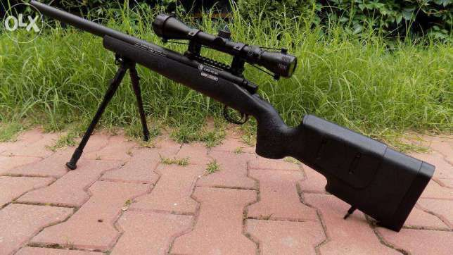 Pusca FULL METAL I. (ULTRA PUTERNICA!!)Cu Aer Comprimat Airsoft Pistol