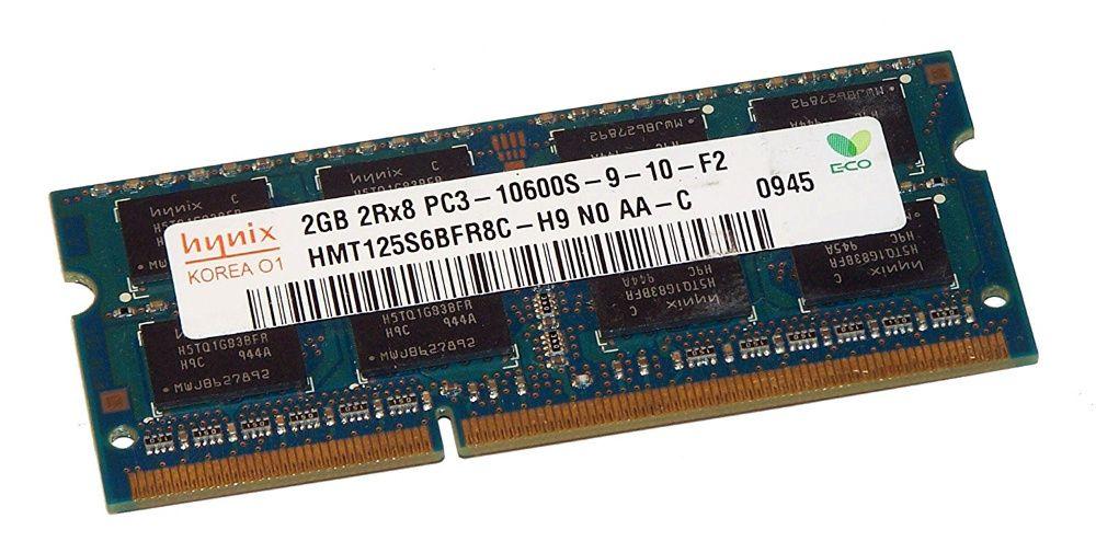 Memorie RAM 2Gb DDR3 1333Mhz PC3-10600 compatibila cu 1066Mhz PC3-8500