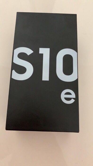 S10 E 128gb de memoria
