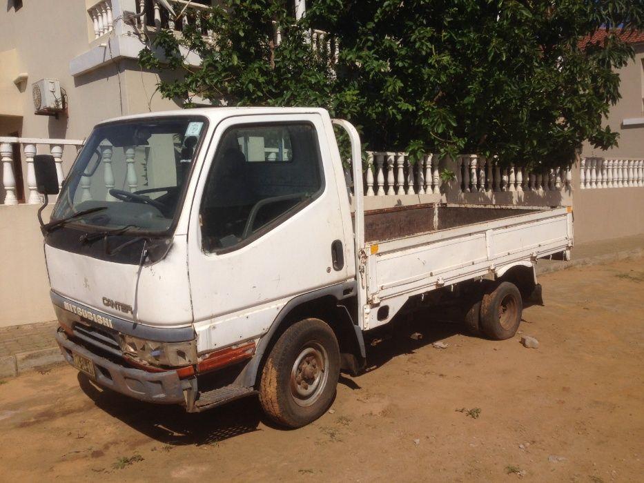 Body/ Carroçaria CLEAN Mitsubishi Canter