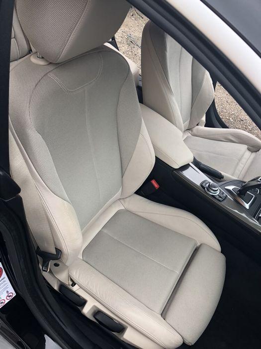 Спортен полукожен салон за БМВ 4 серия Gran Coupe BMW F36 рекаро