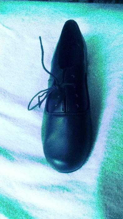 Мъжки обувки за спортни танци,салса,кизомба,танго- черни гр. София - image 6