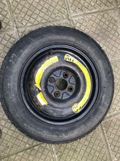 """резервна гума """"ПАТЕРИЦА"""" 14"""" за AUDI и VW"""