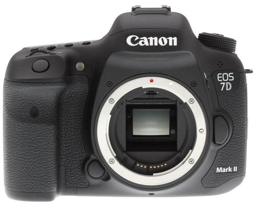 Corpo Canon EOS 7D Mark II