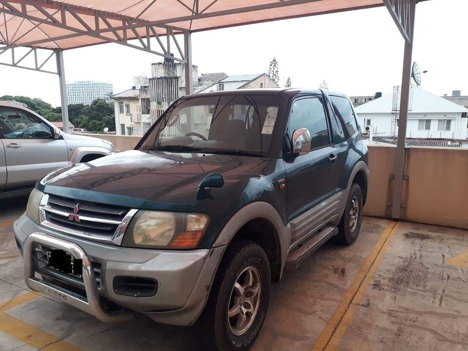 Mitsubishi Pajero DI 3.2cc Diesel Automático 4x4