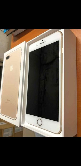 Iphone 7pluz 128g com 2meses de uso