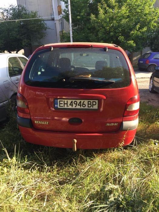 Renault Scenic 1.9 dTI НА ЧАСТИ