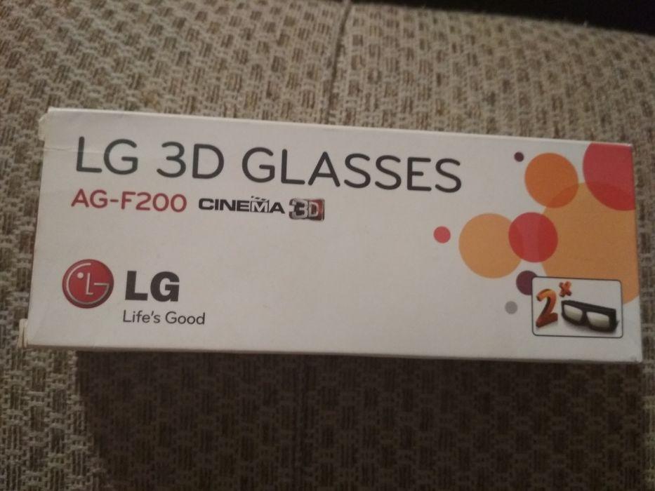 3d очки 3д обмен LG