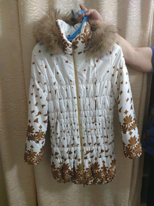 Куртка для беременных, зима.