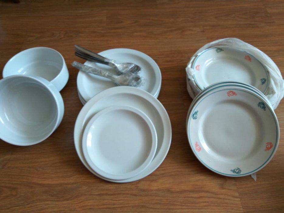 Продам посуды новые