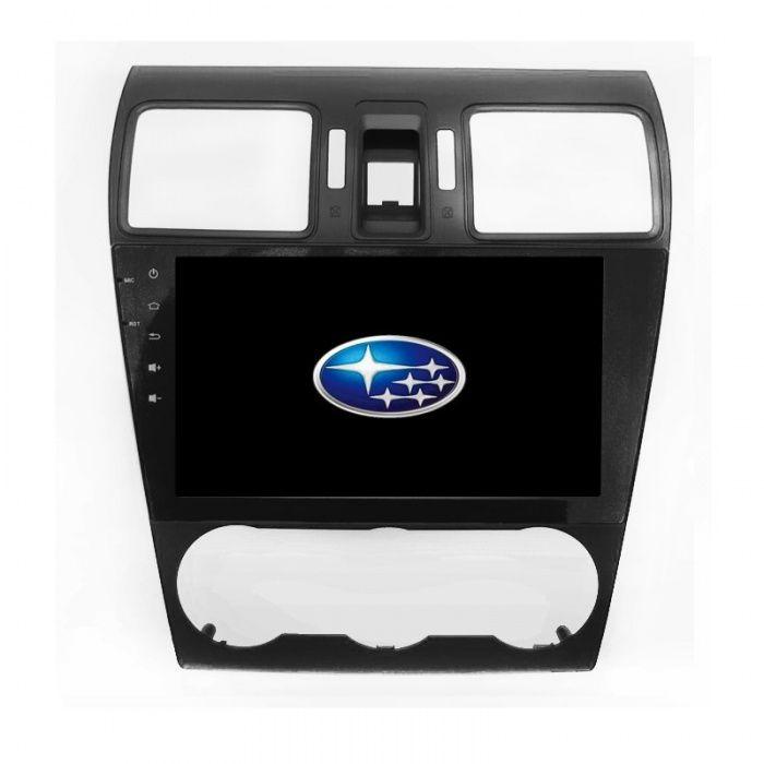 Штатная магнитола Субару Форестер ( магнитофон Subaru Forester)