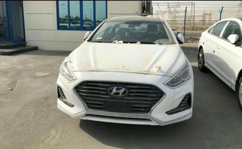 Hyundai Sonata a venda