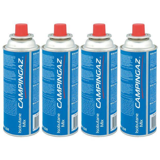 Газови бутилки с клапа CP250 за газов котлон