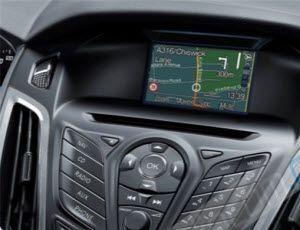 SD Card Harti Ford Navigatie MFD MCA GPS 2018 Focus Fiesta Mondeo etc.