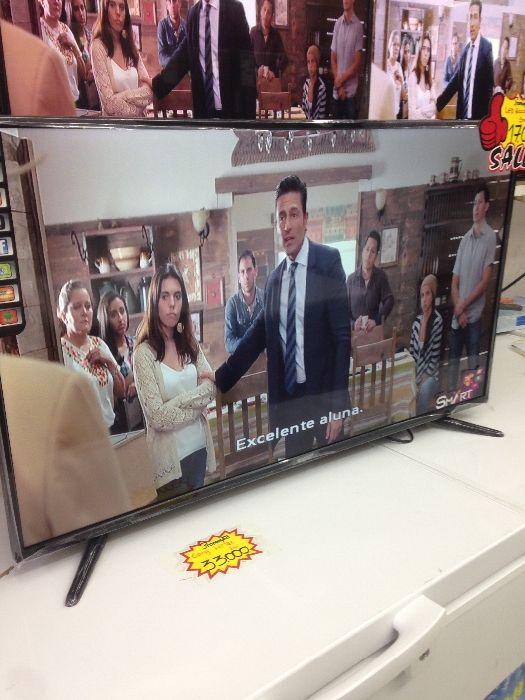 Vendo TV Ecco smart tv 40 polegdas directo da loja garantia de 1 ano