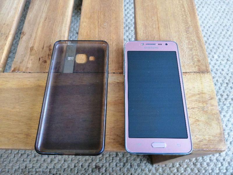 Samsung grand prime plus novo