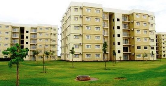 Apartamento T3 Urbanização Nova Vida