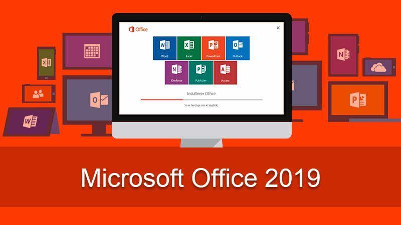 Vendo o meu pacote Office 2019 com a chave de licença