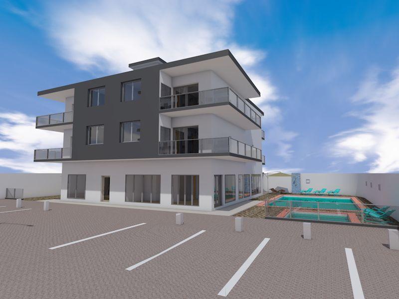 Vendo super espaçosos apartamentos do tipo 2 no Condominio 4Life