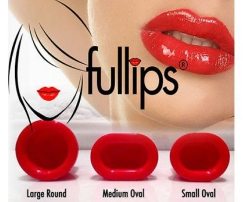 Комплект уголемители за устни Fullips - 3 бр в комплект!