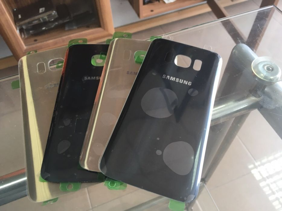 Samsung Galaxy S7, S7 edge - ЗАДНИ КАПАЦИ