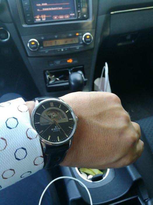 Механичен часовник EDOX