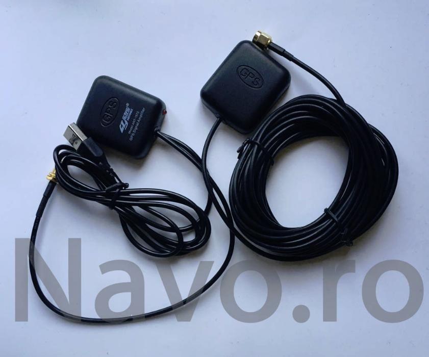 Amplificator / repetor semnal GPS