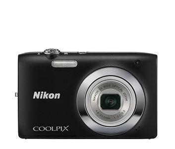 Nikon COOLPIX S2600 - цифров фотоапарат КАТО НОВ