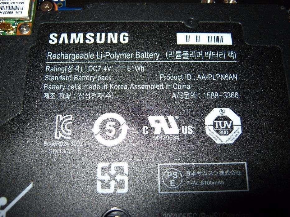 Baterie laptop chromebook Samsung XE500C21