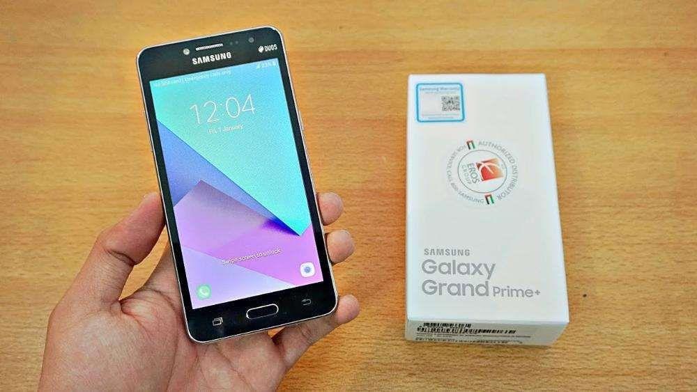 Samsung Galaxy Grand Prime Plus Super Originais 8Gb de Memória Intern