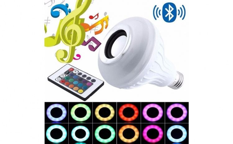 Boxa-Bec LED cu Bluetooth si jocuri de lumini Vezi mai multe detalii