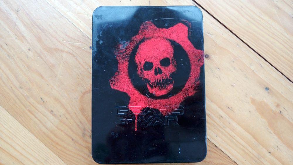 Vand Gears of War Steelbook Xbox 360 - Xbox ONE, X box, X-box Cluj-Napoca - imagine 1