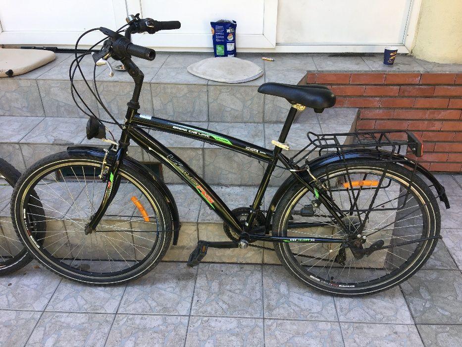 vand sau schimb cu pliabila bicicleta velors rs shimano barbat si dama