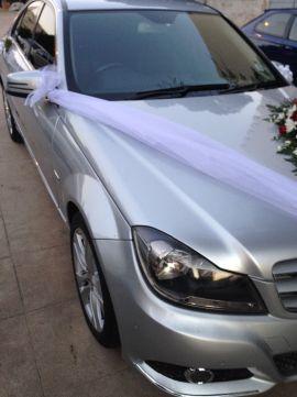 Mercedes Benz para aluguer em ocasiões especias