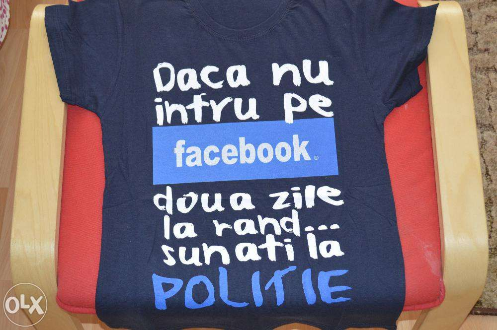 Vand tricouri perfecte pentru barbatii care vor sa transmita un mesaj!
